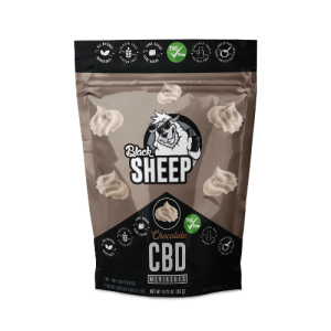 CBD Chocolate Cookies